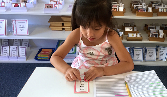 Montessori School of Tracy