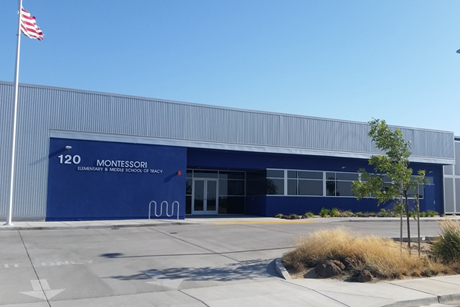 Montessori Elementary & Middle School of Tracy